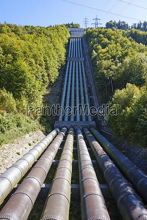 germany bavaria kochel am see pipeline