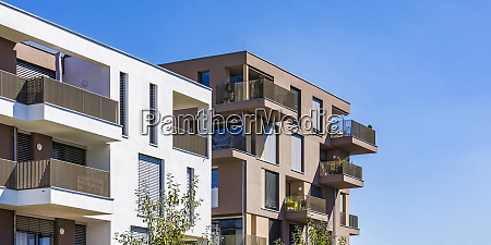 germany bavaria elchingen new modern residential