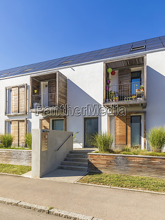 germany bavaria neuulm energy efficient house
