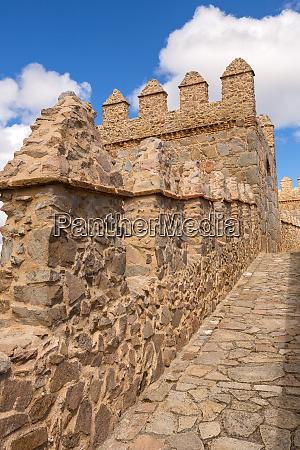 avila surrounding walls