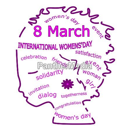 international womens day wordcloud 8