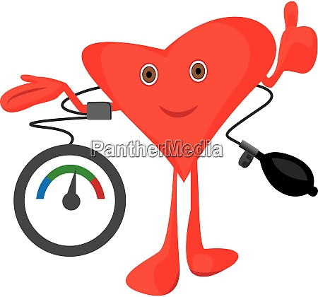 blood pressure measuring