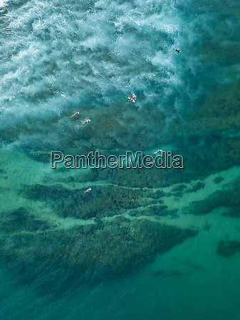 indonesia sumbawa aerial view of group