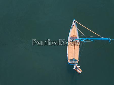 indonesia bali serangan aerial view of