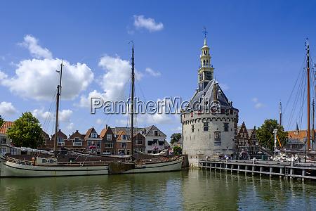 netherlands north holland hoorn sailing ship