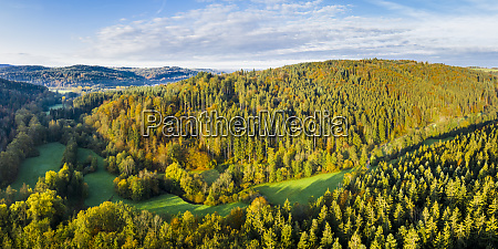 germany baden wurttemberg aerial view of