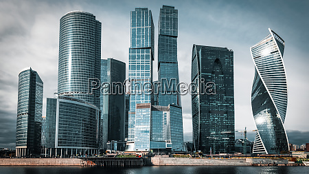 moscow city moscow international business center
