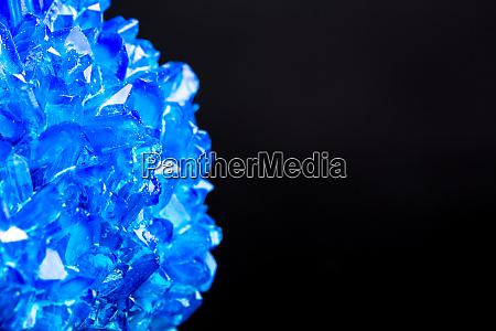 blue sulphate icy spa salt