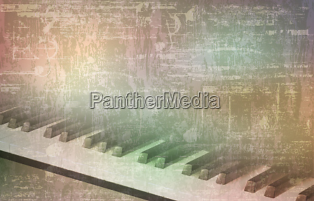 abstract, gray, grunge, vintage, sound, background - 28062348