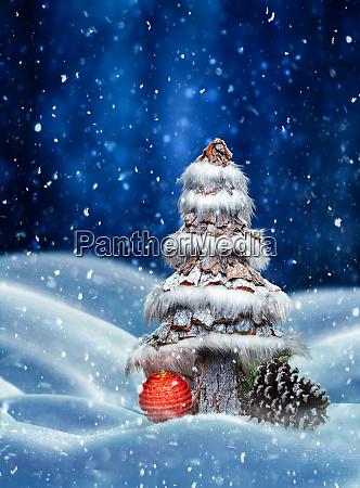 christmas, tree - 28062061
