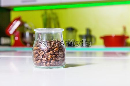 coffee, beans, in, the, glass, jar - 28062862