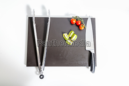 cooking, utensils, and, vegetables - 28062422