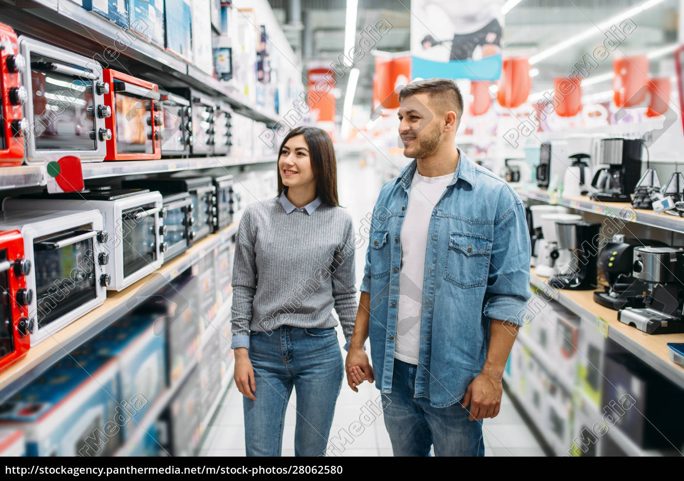 couple, looking, on, shelf, with, electric - 28062580