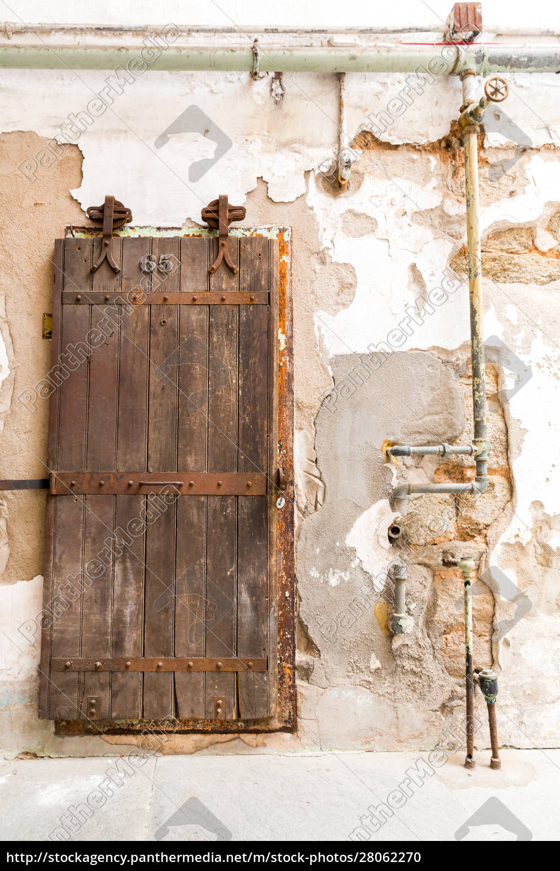 inside, old, prison. - 28062270