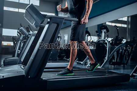male, person, workout, on, running, exercise - 28062536