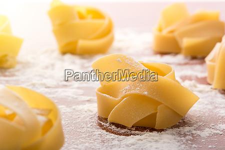 pasta, rolls, with, flour - 28062687