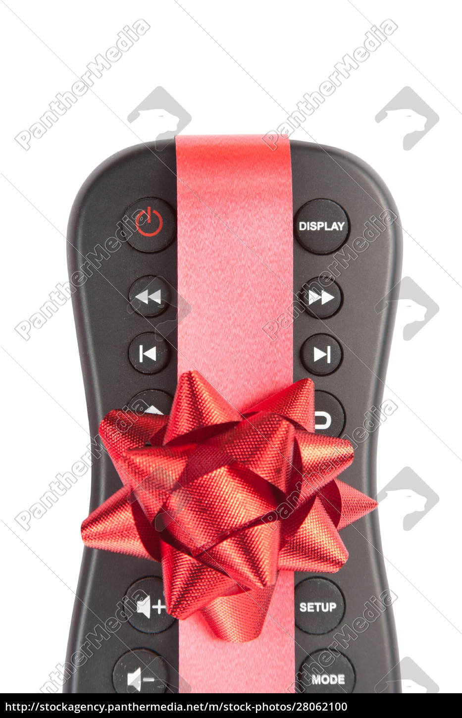 remote, , controller, with, red, bow - 28062100