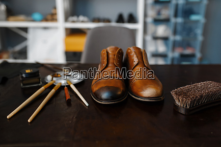 shoemaker, job, , footwear, repair, service, concept - 28062794