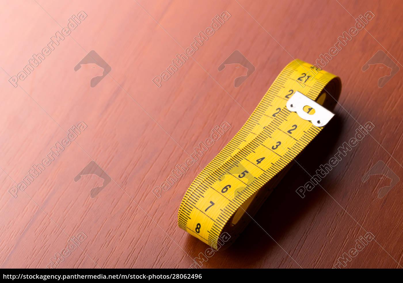 yellow, measurement, tape - 28062496