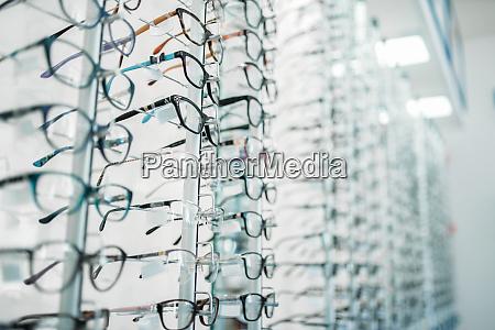 eyeglasses, and, sunglasses, showcase, in, optic - 28063253