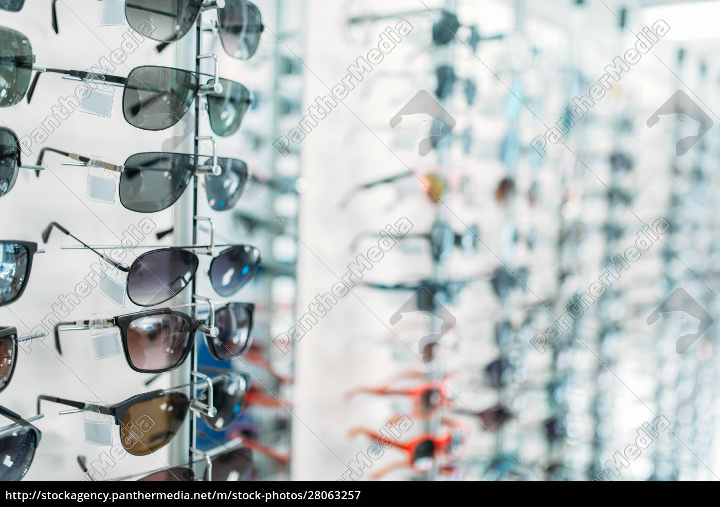 eyeglasses, and, sunglasses, showcase, in, optic - 28063257