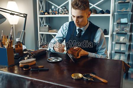 shoemaker, wipes, black, shoe, polish, , footwear - 28063089