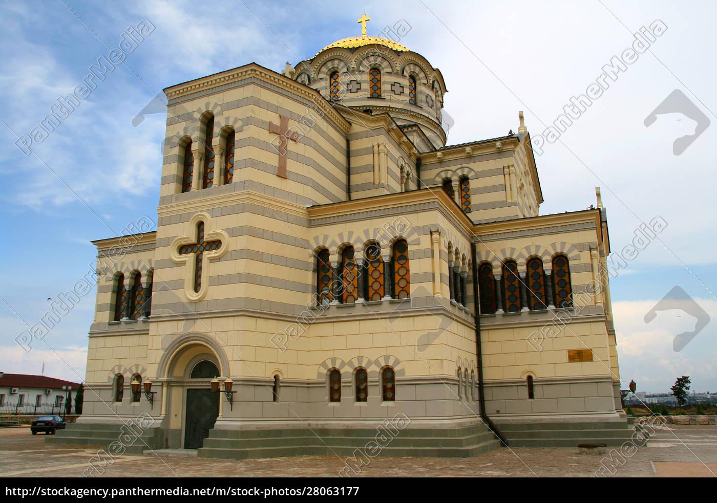 st., vladimir's, cathedral, , chersonese - 28063177