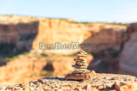 miniature of stone mountain