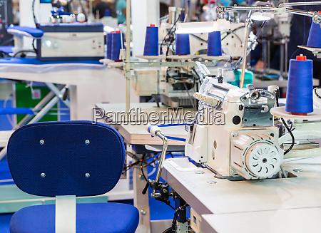 sewing machine nobody clothing sew on