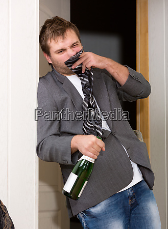 funny drunk guy