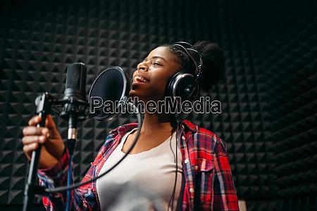 female, performer, songs, in, audio, recording - 28082405