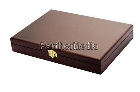 flat, box, on, white - 28082677