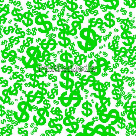 green, dollar, symbols - 28082568