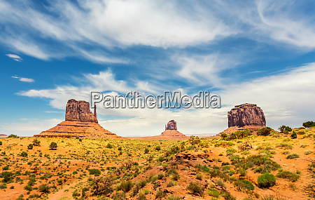 scenic, sandstones, landscape, at, monument, valley - 28082768