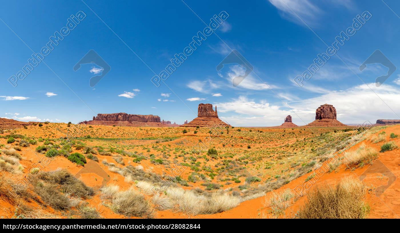 scenic, sandstones, landscape, at, monument, valley - 28082844