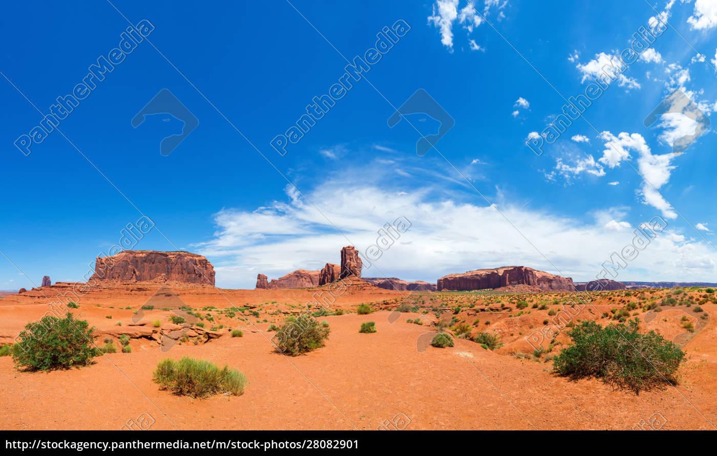 scenic, sandstones, landscape, at, monument, valley - 28082901