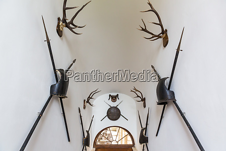 the, hall, of, trophies, , exhibits, on - 28082653