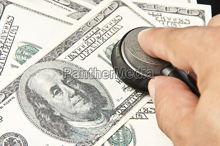 examination of the us dollars