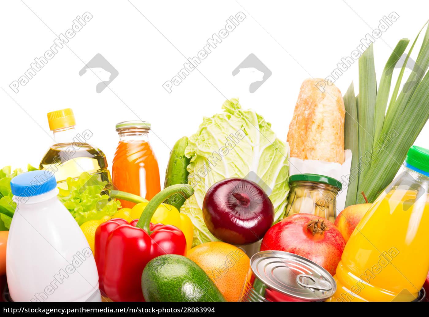 food, set - 28083994