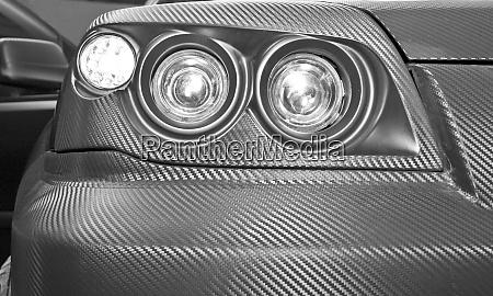 futuristic, car, headlight - 28083234