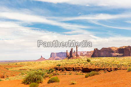 monument, valley, national, tribal, park, panorama - 28083510