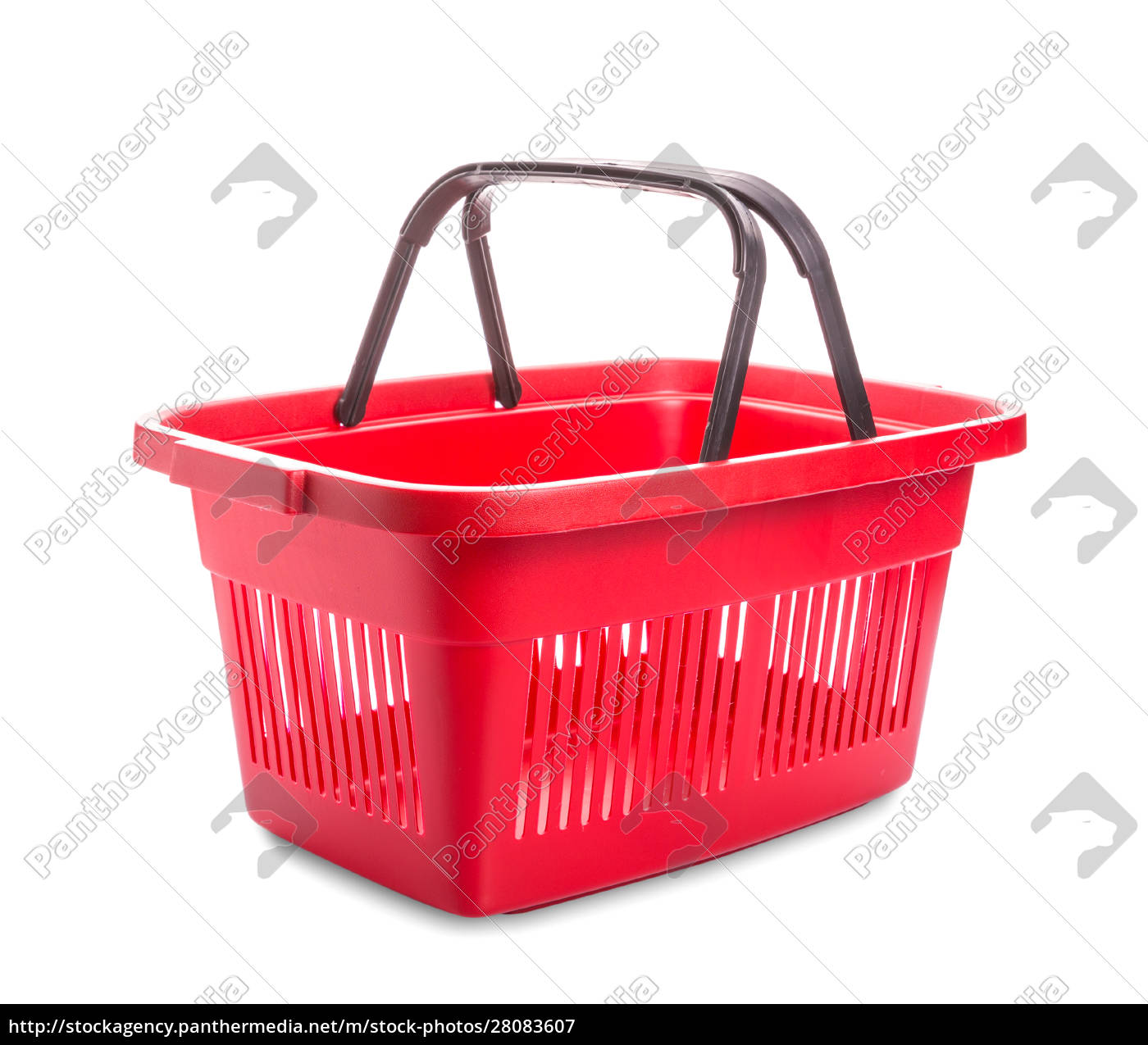 red, cart - 28083607