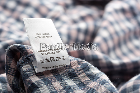 cloth label