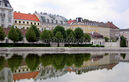 row of palaces