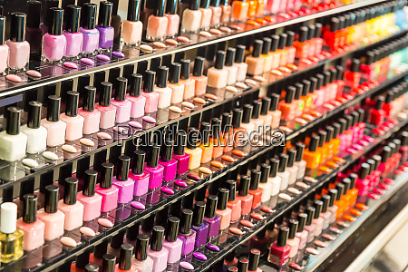 nail varnish set