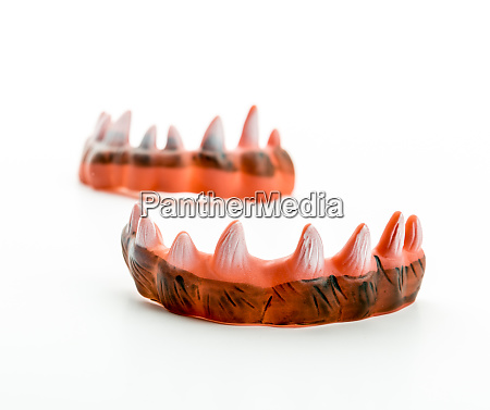 monsters ugly sharp teeth