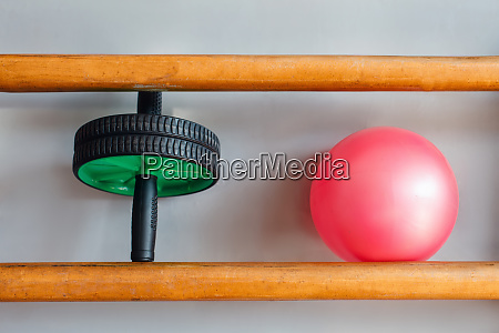 ab roller and ball