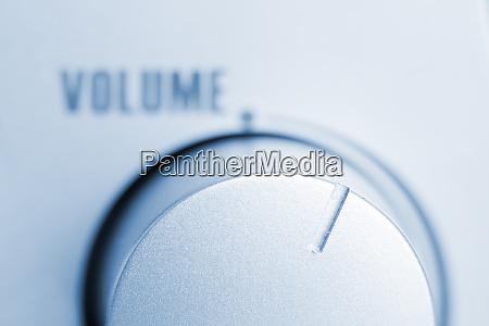 volume regulator