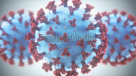 coronavirus, respiratory, infections, viruses, mutation - 28098765