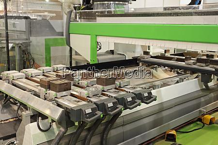 cnc wood machinery